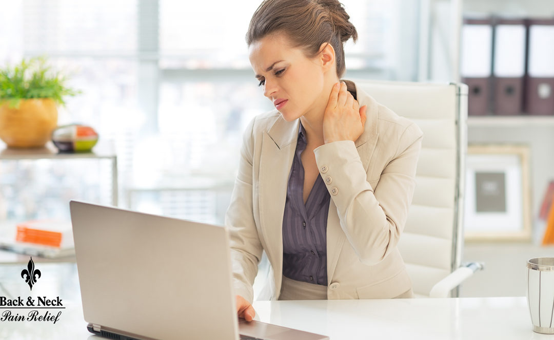 Can Chiropractic Help My Aching Neck ?