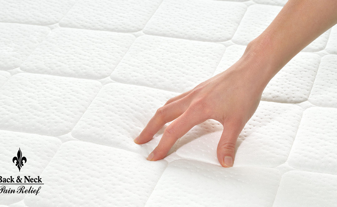 What's the Best Mattress for Your Back?